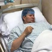 احزان في الوسط الرياضي بسبب تعرض رضا عبد العال  لوعكه صحية وهذه اخر التطورات الحالة