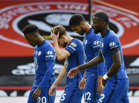 Chelsea Mercilessly Beaten by West Bromwich (5-2) As fans Cry Foul