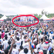 What Nana Akuffo Addo Did Upon His Visit To The Western Region That Got People Talking.