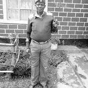 Senior Ford Kenya Official Loses His Brother