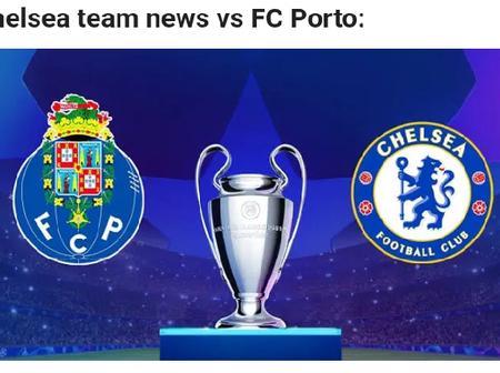 Ahead of Porto vs Chelsea, Tuchel confirms Rudiger will start despite bust up. Predicted Lineup.