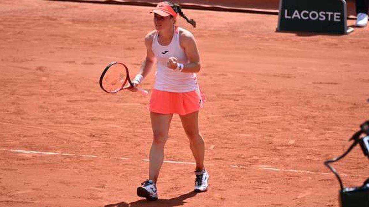 Roland-Garros (F) - L'hécatombe dans le tableau féminin de Roland-Garros