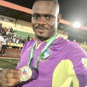 Meet The Highest Paid Footballer In Nigerian Premier League Who Earns 1.2 Million Naira Per Month