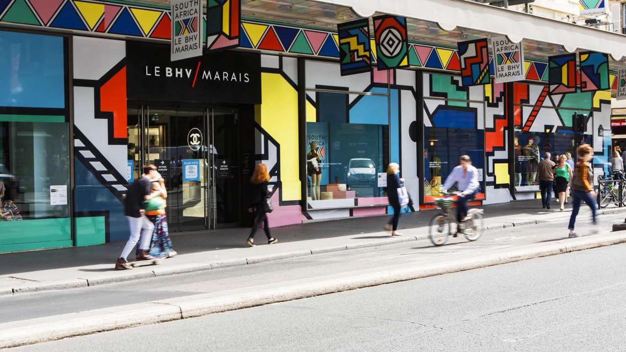 Quel avenir pour le BHV/Marais, enseigne parisienne mythique, propriété des Galeries Lafayette?