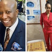 Could Malema's wife be using the same thing Malema used to lose weight(opinion)