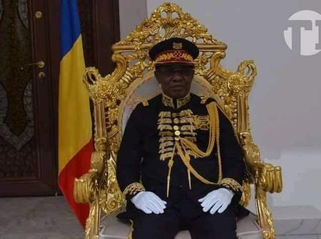 Fête de l'indépendance : Idriss Déby intronisé Maréchal du Tchad