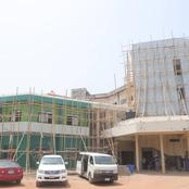 See the projects Gov Ortom inspected Today