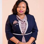 'Pole Sana,' Kenyans Tell Senator Millicent Omanga After She Posted This