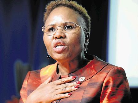 SASSA Grant: Lindiwe Zulu In Trouble With the Disability Grant