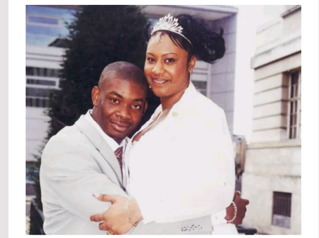 Don Jazzy Reacts To Ex-wife's Heartfelt Message, Look At What He Did