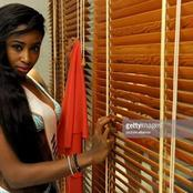 Remember the Nigerian model who had a sextape scandal (former miss Anambra)? See her recent photos