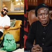 Cassper reached out to malema
