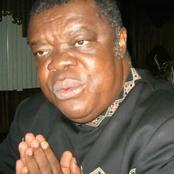 SAD: Great Man Of God, 'Evangelist Dr. Uma Ukpai' Condemns The Attack At Lekki Toll Gate