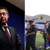 Here's why Barcelona ex-president Josep Maria was Bartomeu arrested