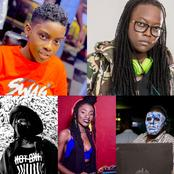 Meet 5 hottest female DJs in Ghana