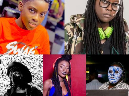 Meet 5 hottest female DJs in Ghana