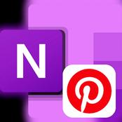 You Would Now Be Able To Install Pinterest Pins In Microsoft Word And OneNote