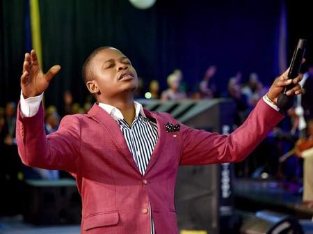 More Photos of Pastor Bushiri Who Is Accused of Defiling Underage Girls