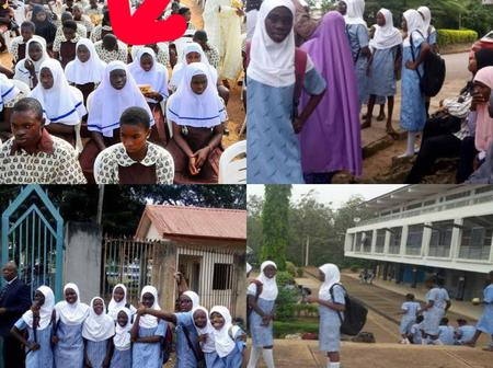 CAN Gives Reason Why Hijab Can't Be Worn In Christian Schools