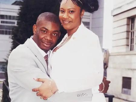 Don jazzy has finally revealed why his marriage was short-lived