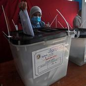 The start of the parliamentary elections in Egypt today