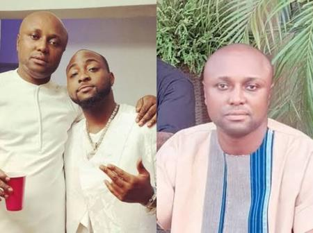 Reactions As Davido's PA Was Spotted Trekking (Video)