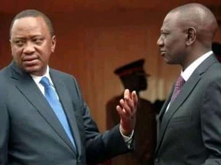 William  Ruto : BBI Was Not Our Manifesto And He Has Cracked Jubilee Party By Chasing Our People