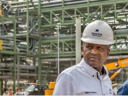 Aliko Dangote is 64 years Today, Checkout His Massive Company And Refinery In Nigeria.