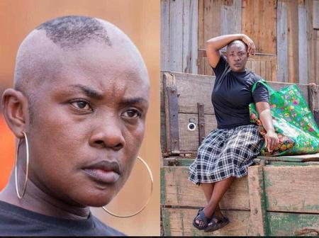 If you are beautiful, shave your hair off 'Sakora' Says Emelia Brobbey