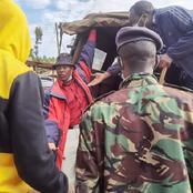 UDA Candidate Moses Nyakeremba Arrested At Kiamakoma Kisii