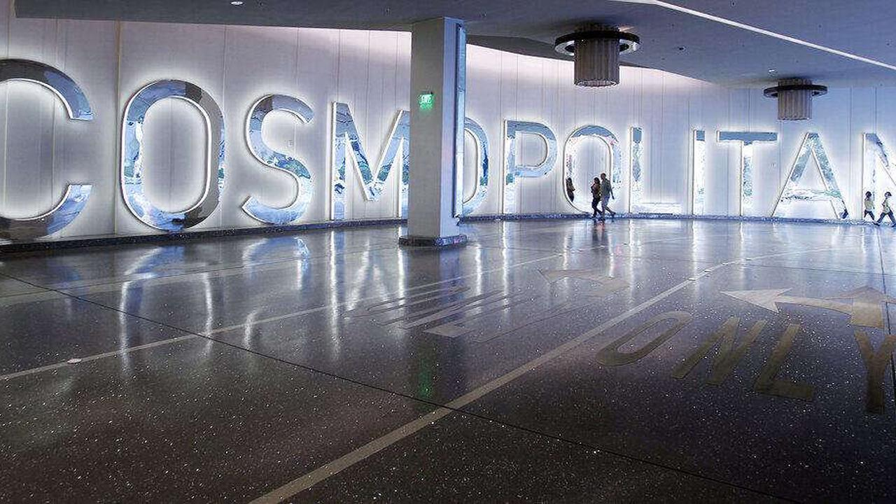 Cosmopolitan on Las Vegas Strip increases gaming floor capacity to 100%