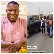 Federal Government Tries To Arrest Sunday Igboho Today(Photos)