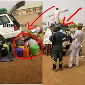 See What Angry Parents Did After Bandits Abducted School Girls In Zamfara (Photos)