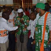 Présidentielle 2020 : après la victoire d'Alassane, le Rhdp du Hambol remercie les populations