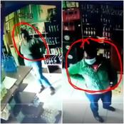 Theft Alert: New Trick Only-Women Thugs Are Using to Steal Alcohol -VIDEO