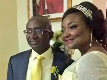 President Buhari and Others Commiserate With Ndoma-Egba Over Loss Of His Wife In Ondo Crash