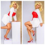 Mercy Eke Poses In New Adorable Photos