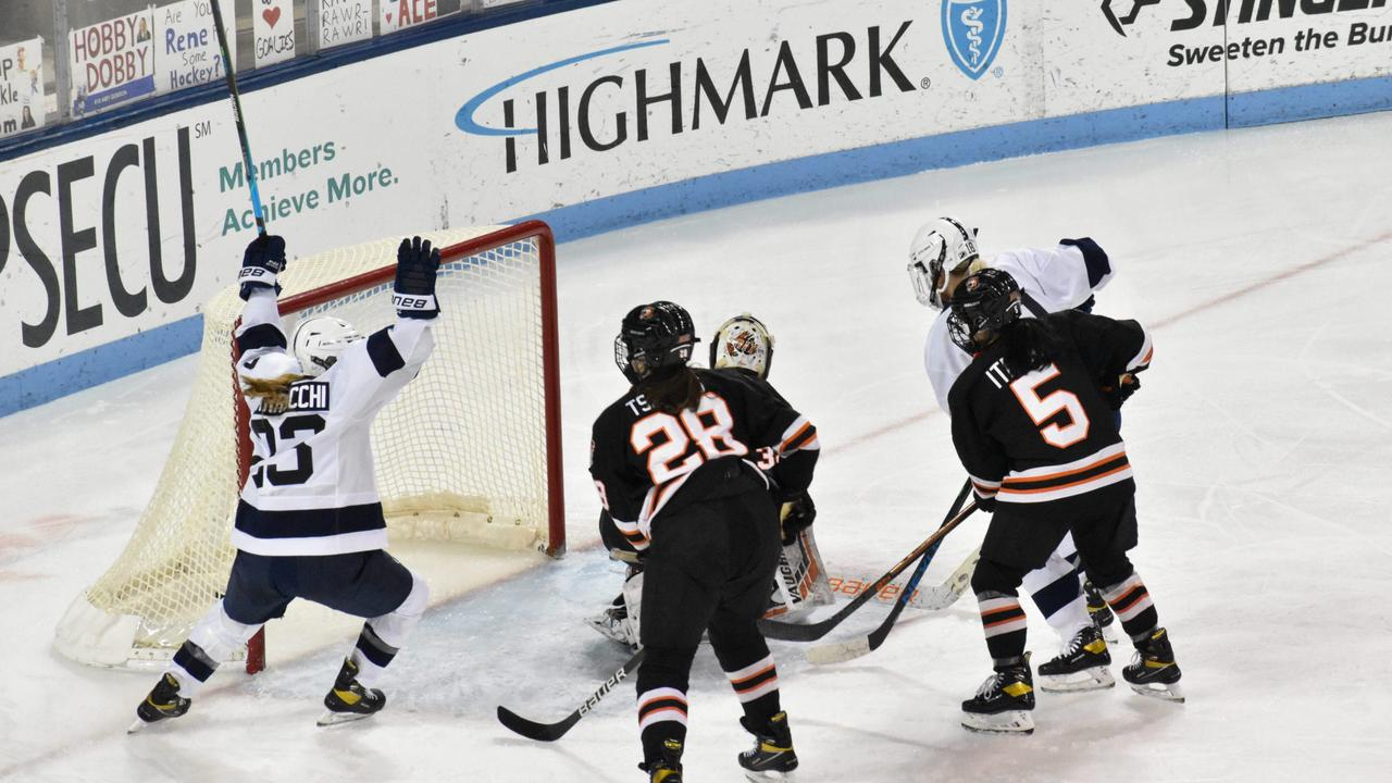 Penn State Women's Hockey Faces Uncertain NCAA Tournament Future Following 3-2 Loss To Syracuse