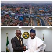 Opinion: An Open Letter To Sanwo-olu, To Rename The New Agege Bridge After Ambode
