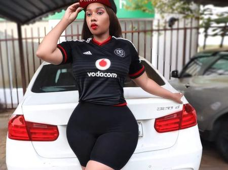Specialist Mbalentle Ketelo flaunts her BMW ride and her #1 Mzansi Group