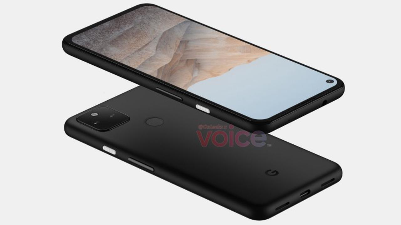 Pixel 5a leaked images look a lot like the Pixel 4a 5G