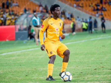 Just in: Good News for Ex-Kaizer Chiefs Star Siphelele Ntshangase.