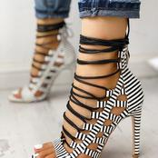 Stunning Fancy Heels For Fashionable Ladies