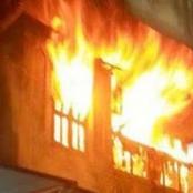 قصة.. توفت زوجته في حريق نشب في شقته.. وعندما عاد الزوج لفحص المنزل اكتشف الكارثة