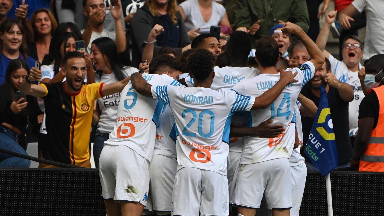 Ligue 1, 6e journée - L'OM bat Rennes (2-0) et s'installe à la 2e place derrière le PSG, Dieng et Harit buteurs