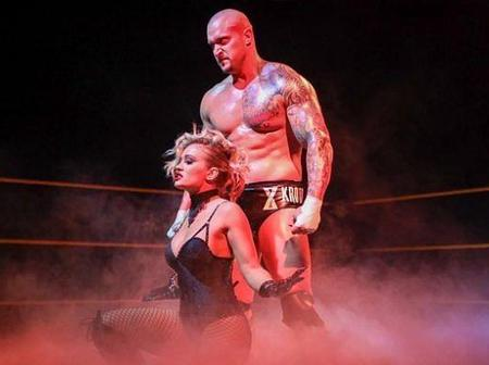 Injury Update On Former WWE NXT Champion Karrion Kross