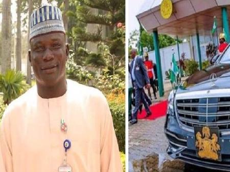 DSS Responds To An Allegation Which Says It Tortures Buhari's Driver To Death