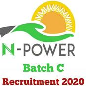 N-POWER: Minister Replies To All Batch C Applicants Regarding Email Confirmation