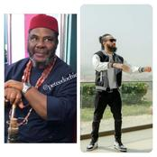 Fan Reacts As Pete Edochie Appears In A Music Video Titled 'Highway'