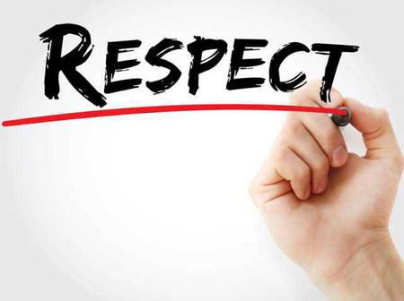 4 Ways To Earn The Respect Of Others